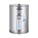 (含標準安裝)櫻花12加侖儲熱式電熱水器(與EH1200S6同款)熱水器儲熱式EH-1200S6