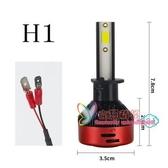 車燈 超亮led汽車大燈 h7h4h1h1190059012 遠近光燈泡改裝激光一體強光