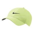 Nike 帽子 Legacy 91 綠 黑 高爾夫球帽 遮陽 排汗 可調式設計 運動休閒 【ACS】 BV1076-736