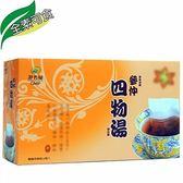 港香蘭 參仲四物湯 碎片劑 12g × 12包