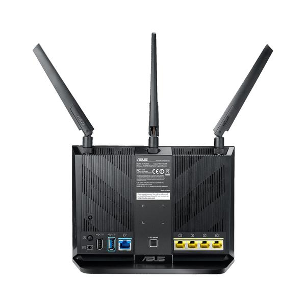 ASUS 華碩 RT-AC86U AC2900 雙頻 搭載 MU-MIMO 技術 Gigabit 無線路由器