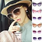 韓版 透明框糖果撞色墨鏡太陽眼鏡 抗UV 草帽比基尼泳裝涼鞋【RG316】