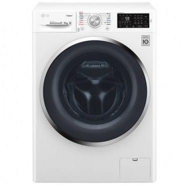 LG樂金9公斤蒸氣洗脫烘變頻滾筒洗衣機 WD-S90TCW