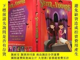 二手書博民逛書店My罕見Sister the Vampire # Fangtastic ! 我的妹妹吸 血鬼:Fangtasti