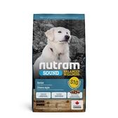 寵物家族-紐頓Nutram-S10老犬雞肉燕麥2kg