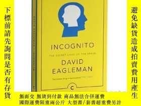 二手書博民逛書店隱藏的自我——大腦的祕密生活罕見英文原版 Incognito: