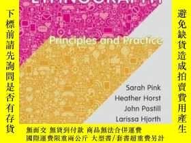 二手書博民逛書店Digital罕見Ethnography-數位民族誌Y436638 Sarah Pink; Heath...