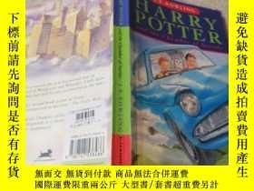二手書博民逛書店harry罕見potter and the chamber of secrets: 哈利波特與密室,Y2003