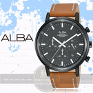ALBA雅柏型男簡約時尚腕錶VD33-X296J/AT3D37X1公司貨
