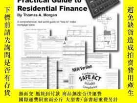 二手書博民逛書店The罕見Loan Officer s Practical Guide To Residential Financ
