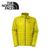 【The North Face 男 TB保暖外套《黃綠黃》】C762/羽絨外套/輕量/防風外套