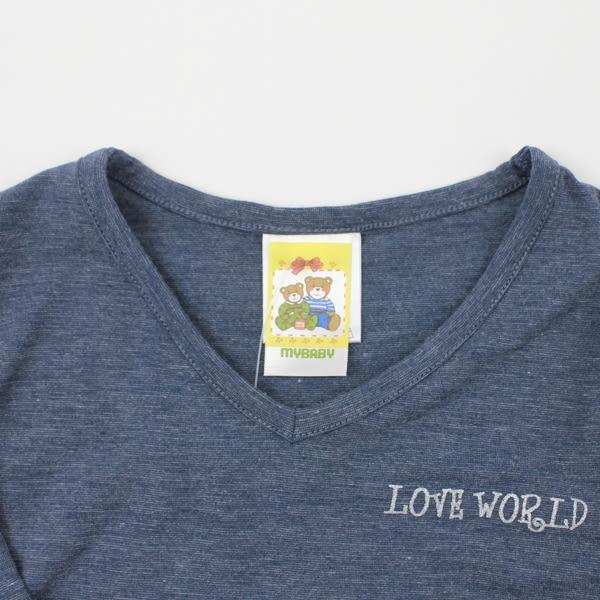 【愛的世界】彈性保暖衣2件組/3~4歲-台灣製- ★秋冬上著