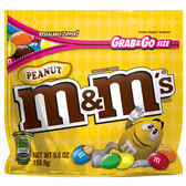 M&M S花生巧克力155.9g【愛買】