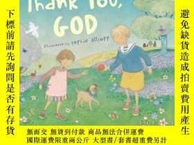 二手書博民逛書店Thank罕見You, God!Y362136 Little Simon Insp... ISBN:9781