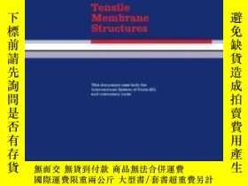 二手書博民逛書店【罕見】Tensile Membrane Structures