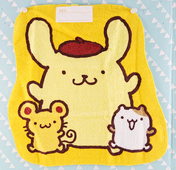 【震撼精品百貨】Pom Pom Purin 布丁狗~造型手帕