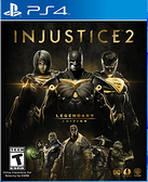 PS4 超級英雄 2 傳奇版(美版代購)