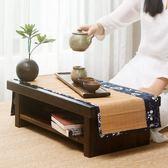 【居家優品】燒桐木茶桌椅組合客廳功夫茶桌喝茶台桌茶道桌子中式茶桌簡約茶幾