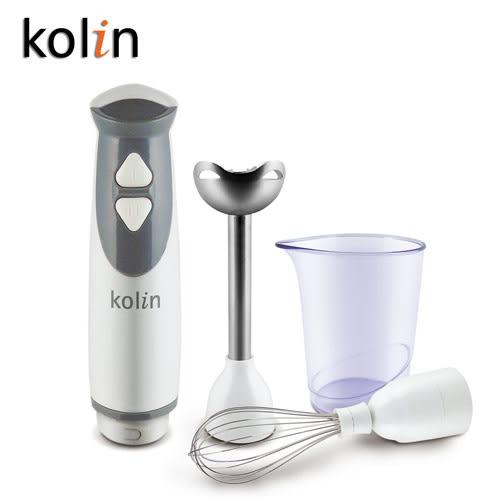 【歌林Kolin】3件式食物料理棒KJE-MN207(可碎冰)