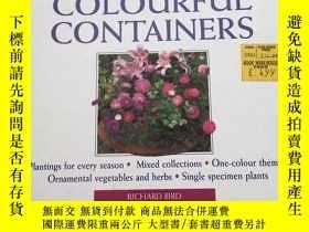二手書博民逛書店50罕見Recipes for Colourful Contai