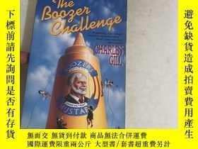 二手書博民逛書店The罕見Boozer ChallengeY13534 Gill