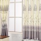 全布遮光窗簾成品簡約現代臥室客廳百搭飄窗特價清倉 窗紗YXS 七色堇