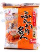 《松貝》越後黃豆粉米果6入85g【4582109980217】aa74