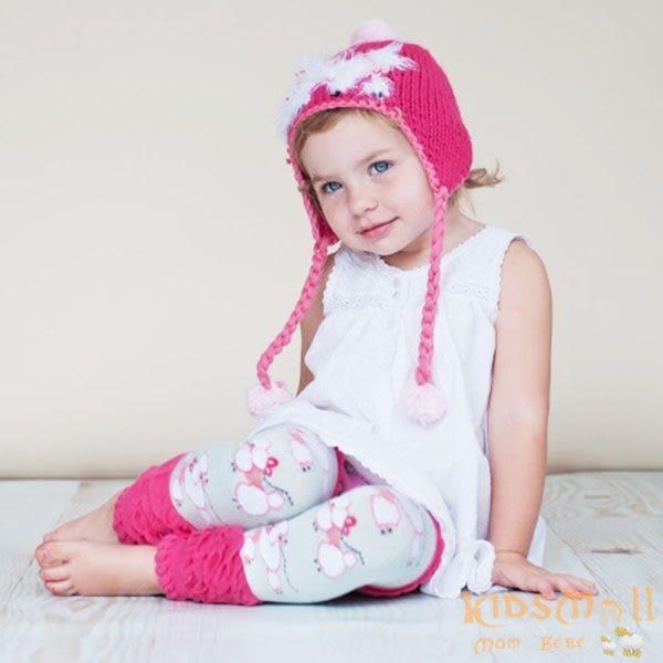 澳洲Huggalugs創意手襪套,荷葉滾邊Fifi,時尚實惠的選擇!
