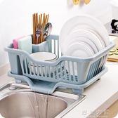 多功能置物架廚房用品瀝水架塑料放碗架子餐具碗筷碗碟收納架碗架