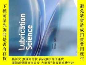 二手書博民逛書店Lubrication罕見Science volume 28 n