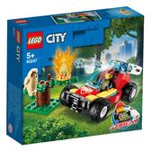 樂高 LEGO 60247 森林火災