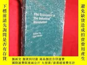 二手書博民逛書店The罕見Economics of the Industrial