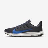 Nike Quest 2 [CI3787-007] 男鞋 運動 慢跑 輕量 透氣 健身 緩衝 避震 穿搭 路跑 深藍
