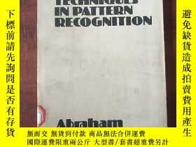 二手書博民逛書店fuzzy罕見techniques in pattern recognition(P3355)Y173412