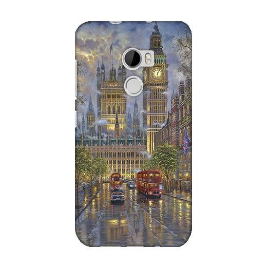 [X10 軟殼] HTC One X10 X10u 手機殼 保護套 外殼 倫敦風情