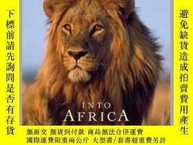 二手書博民逛書店Into罕見Africa: The Poster PortfolioY410016 Insight Edit