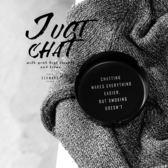 北歐極簡風煙灰缸 創意英文家居擺件咖啡店風格展示擺件 森活雜貨
