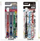 海賊王 312045 星際大戰 334979 兒童牙刷 6-12歲 3入日本正版 分售