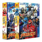 幻星神(1) +(2)完結DVD[國日雙語]