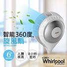 超下殺【惠而浦Whirlpool】智能遙控360度旋風扇 WTFE110W