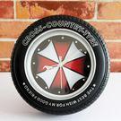 保護傘 輪胎鐘 多功能造型時鐘/鬧鐘/掛鐘(可擺放、掛牆、具鬧鐘功能)-米鹿家居