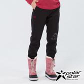 PolarStar 女 SOFT SHELL保暖長褲『黑』P19452 登山褲.輕量褲.運動褲.保暖褲.吸濕排汗.台灣製造.MIT
