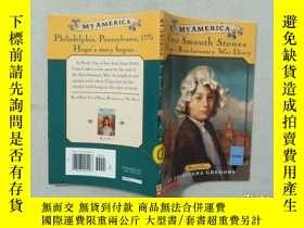 二手書博民逛書店Five罕見Smooth Stones: Hopes Revolutionary War DiaryY3326