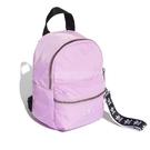 adidas 後背包 Mini Backpack 紫 黑 女款 迷你背包 運動休閒 【ACS】 FL9618