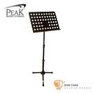 美國品牌 PEAK SMS-22 平板式譜架 附收納袋/可調整高度/吉他譜/鋼琴譜/五線譜/簡譜【SMS22】