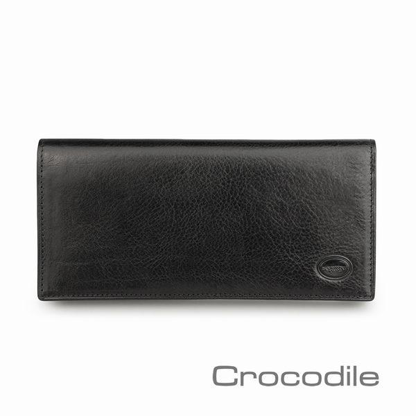 Crocodile Manhattan 系列長夾 0103-6301