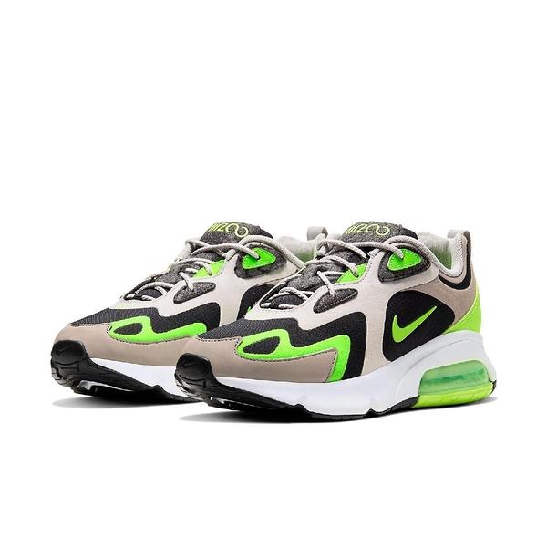 【六折特賣】Nike 休閒鞋 Air Max 200 卡其 黑 綠 氣墊設計 男鞋 運動鞋 【PUMP306】 CQ4599-041