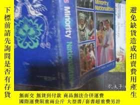 二手書博民逛書店china's罕見minority nationalities