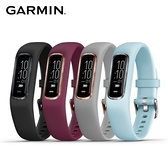 Garmin vivosmart 4 健康心率手環 / 俐落有型 專業並行 含血氧偵測功能
