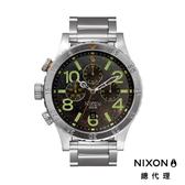 【酷伯史東】NIXON 48-20 時尚霸氣 綠 潛水錶 潮人裝備 潮人態度 禮物首選
